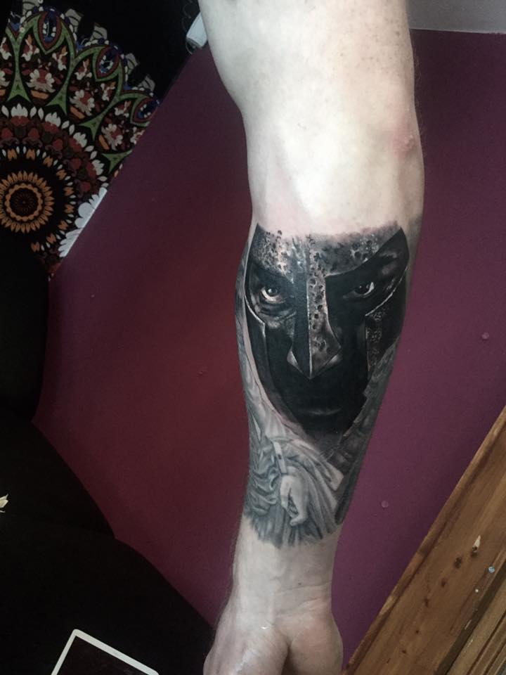 dark arts tattoo