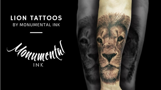 Our Best Lion and big cat Tattoos