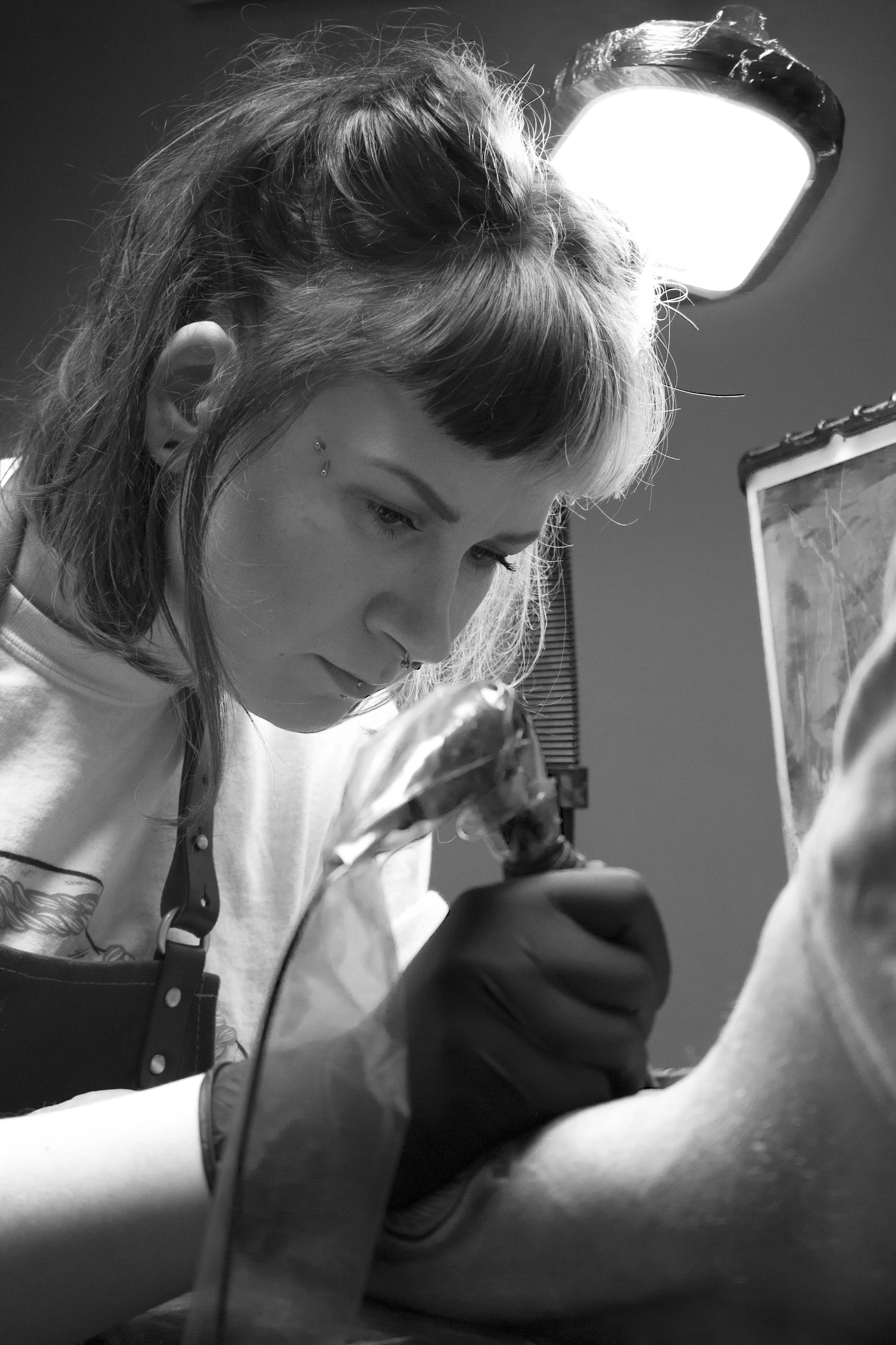 aggie tattoo artist