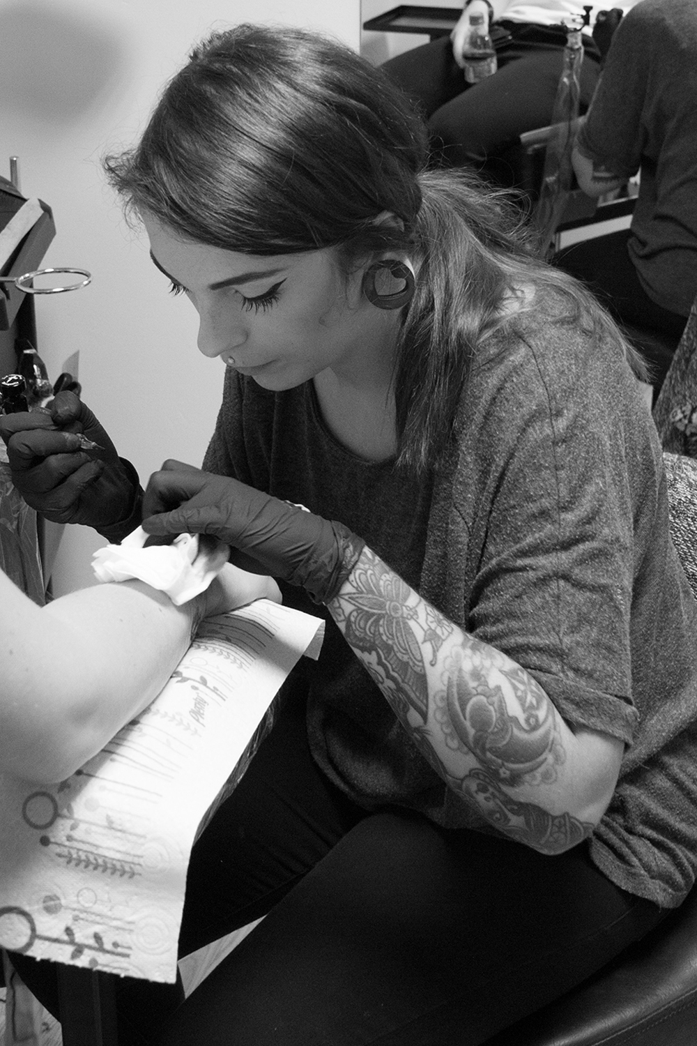 louise sargent tatto artist