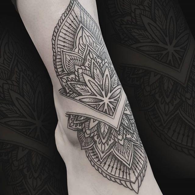gypsy girl tattoo